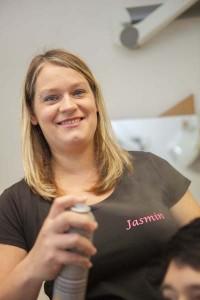 Jasmin Henne - Friseurin